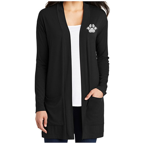Bloomington Hills Teacher Long Cardigan