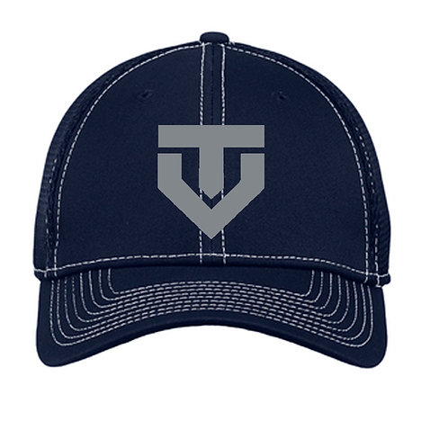 Titans Stitched Fitted Cap