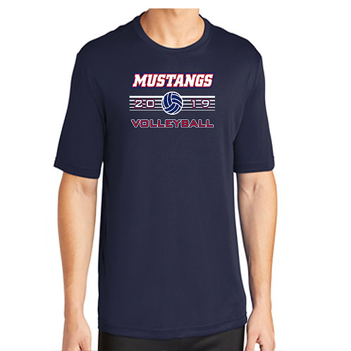 CCHS Volleyball Drifit 2019 Shirt