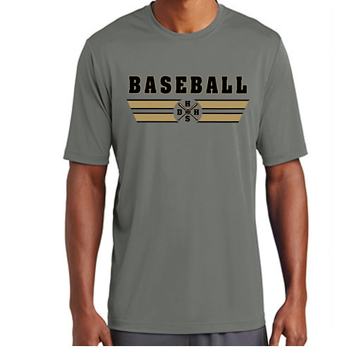DHHS New Drifit Baseball Shirt