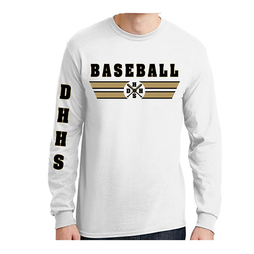 DHHS New Long Sleeve shirt