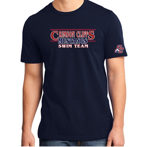 CCHS Swim Team Soft Cotton Shirt
