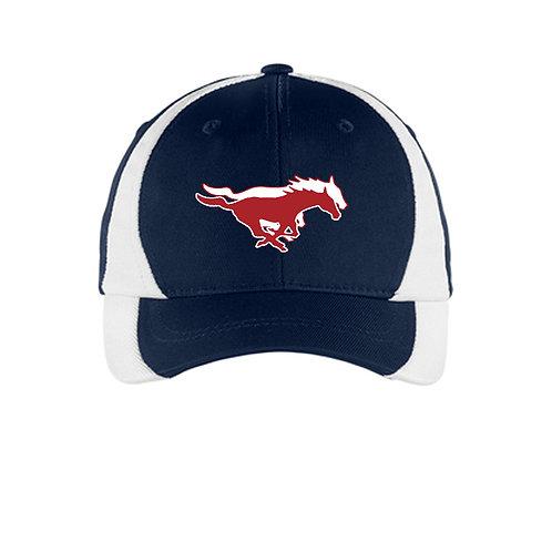 Mustangs adjustable back Hat