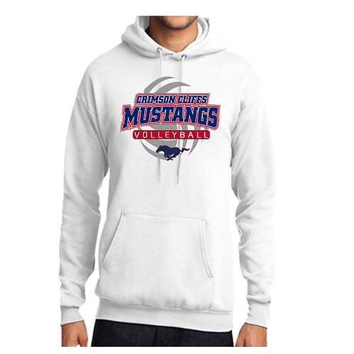 CCHS Volleyball Hoodie
