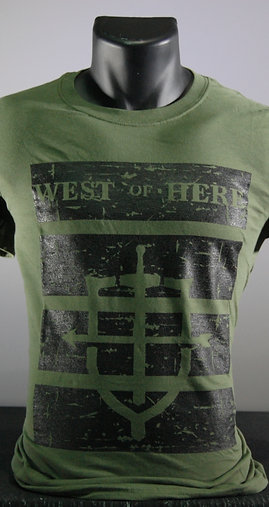 Army Green T (Unisex)