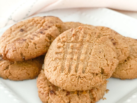 HEALTHY COOKIES! GALLETAS SALUDABLES