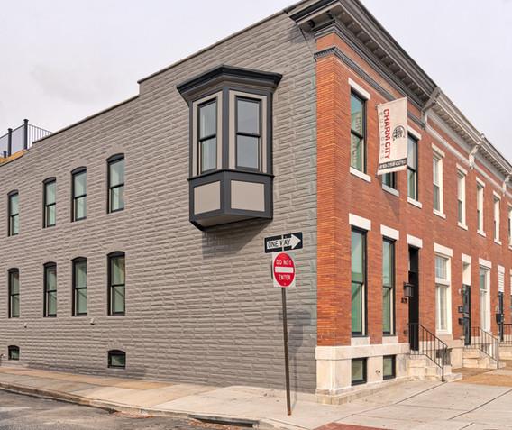 3020 E. Baltimore St. - Front