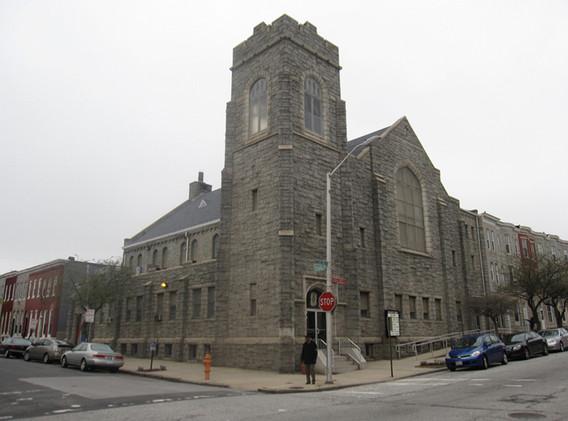 Zion Baptist Church - Existing