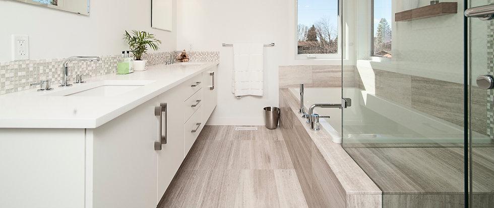 Contractor for bathroom renovation