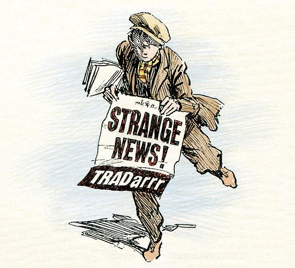 CD - Strange News
