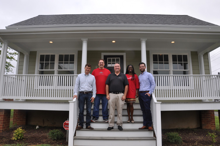 project:HOMES and Wells Fargo teams