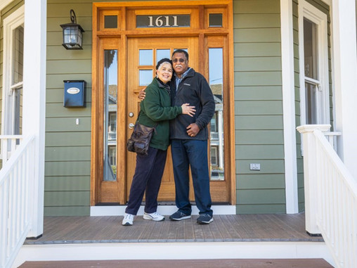 project:HOMES Transforms a Grandmother's Childhood Home
