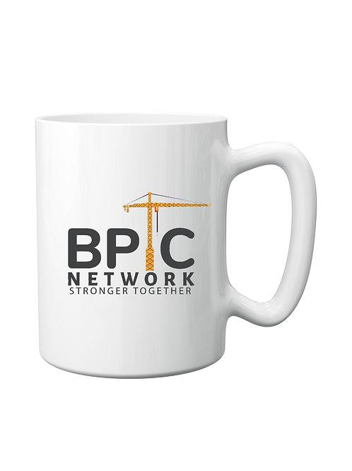 BPIC White Mug