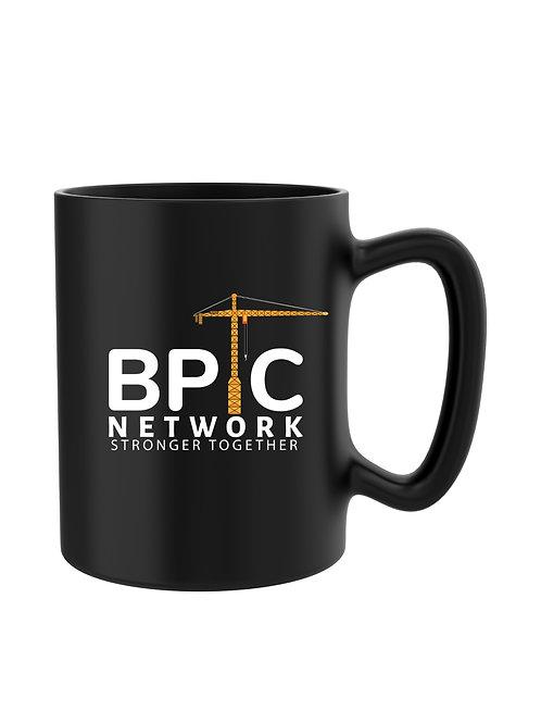 BPIC Black Mug