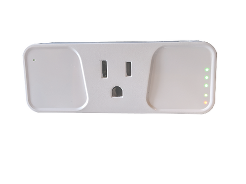 Eclipse Smart Plug with Wi-Fi Extender