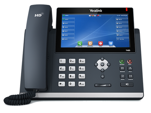 YEALINK SIP-T48S 16-LINE IP PHONE w/PS