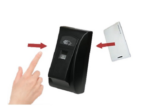 Eclipse Fingerprint & Card Reader