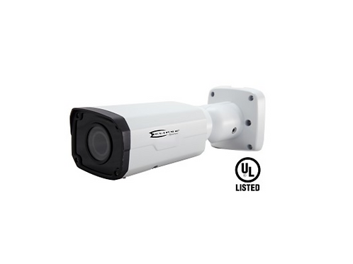 Eclipse Signature - 2 Megapixel Starlight HD Motorized Zoom IP Bullet Camera