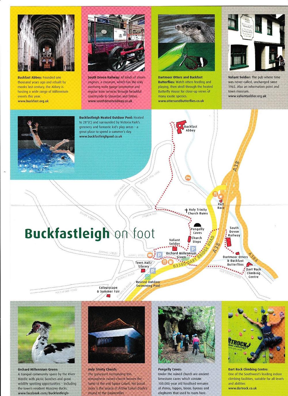 Buckfastleigh local attractions