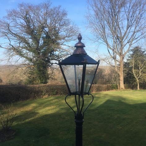 Lantern Restoration