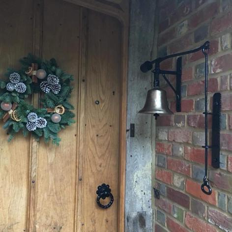 Restored Door Bell