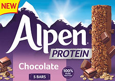 Alpen Protein Chocolate 170g high RES.jp