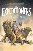 The Expeditioners and the Lost City of M