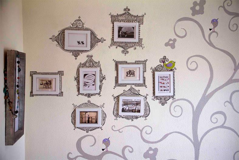 Dibujos para paredes de salon as mismo adems de dibujos e for Dibujos para paredes de salon