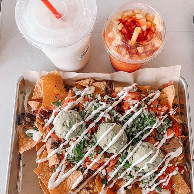 Taco Tuesday means so much more at Oasis