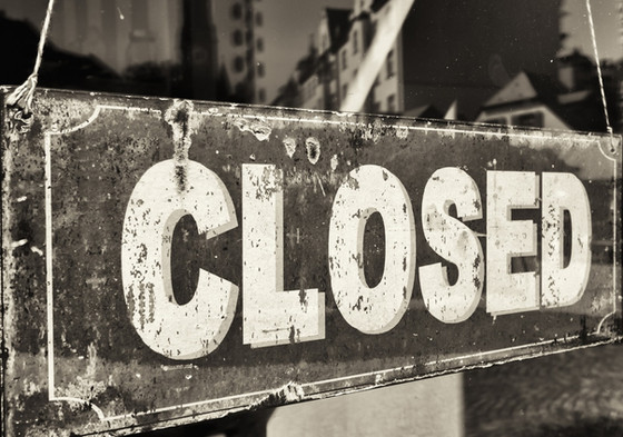 """Why We """"Closed"""" The Church (not that it was ever really closed)"""