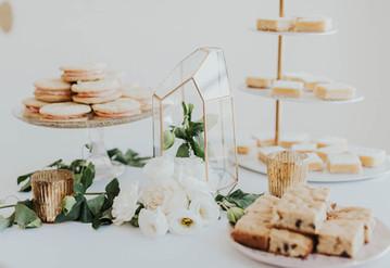 Terrarium Dessert Table
