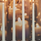 Thumbnail: Square Glass Taper Candle Holder