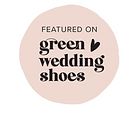 green wedding shoes badge.png