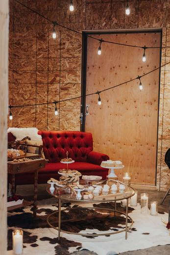 Barn Wedding Lounge