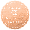 Aisle Society Vendor Badge