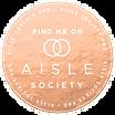 Aisle Society Vendor Badge
