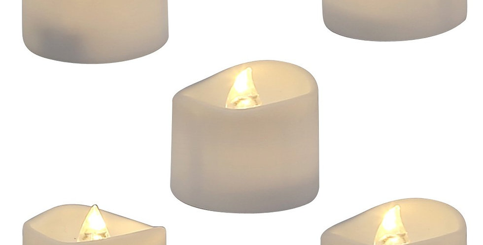 Flameless LED Flickering Tea Light