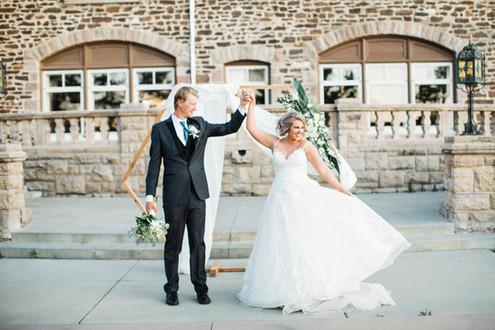 wedding arch rental highlands ranch roma