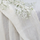 Thumbnail: Cheesecloth Gauze Table Runner, Ivory