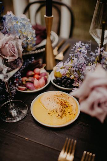 Celestial Wedding Table