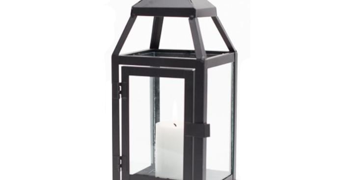 Modern Black Lantern, Small