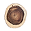 Thumbnail: Bark Rim Wood Slab Lazy Susan