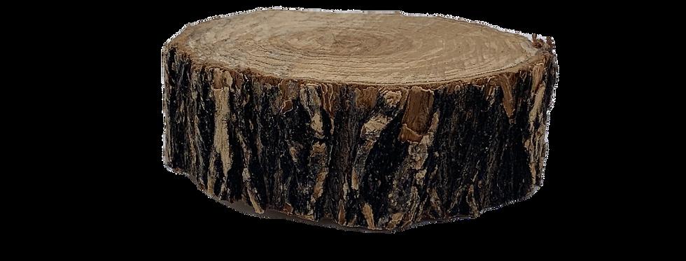 Natural Wood Round, Various Sizes