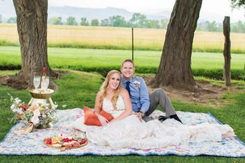 shupe homestead elopement picnic