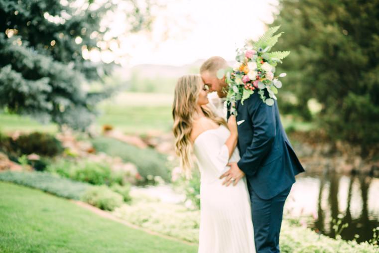colorado elopement wedding