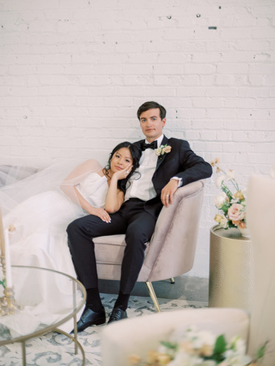 Bree Woolly Photo Romantic Wedding Loung