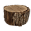 Thumbnail: Natural Wood Round, Various Sizes