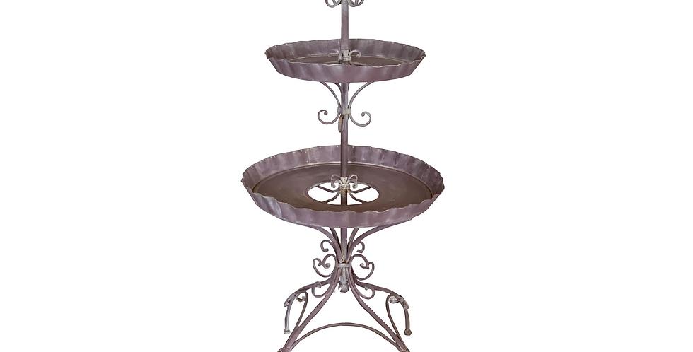 3-Tier Vintage Dessert Stand