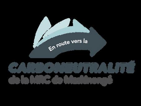 Qu'est-ce que le projet « En route vers la carboneutralité de la MRC de Maskinongé » ?