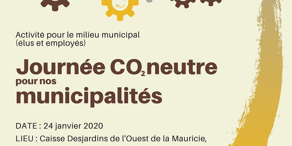 Journée CO2Neutre pour nos municipalités